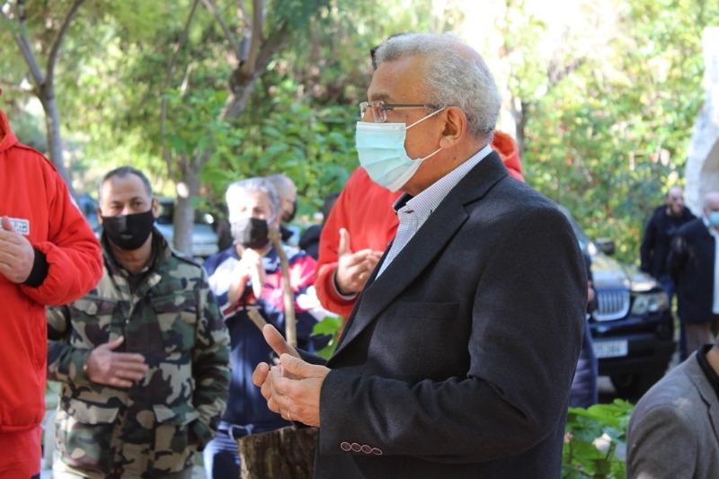 سعد في ذكرى محاولة اغتيال مصطفى سعد: الكرامة الوطنية والكرامة الإنسانية قضية واحدة