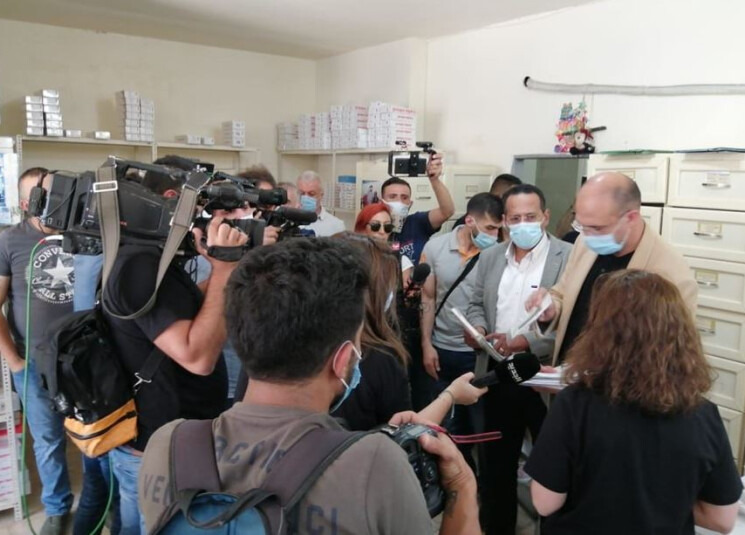 حمد حسن لاصحاب المستودعات الطبية : المواطن ليس سلعة بل هو روح